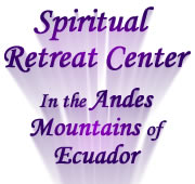 spiritual retreat center